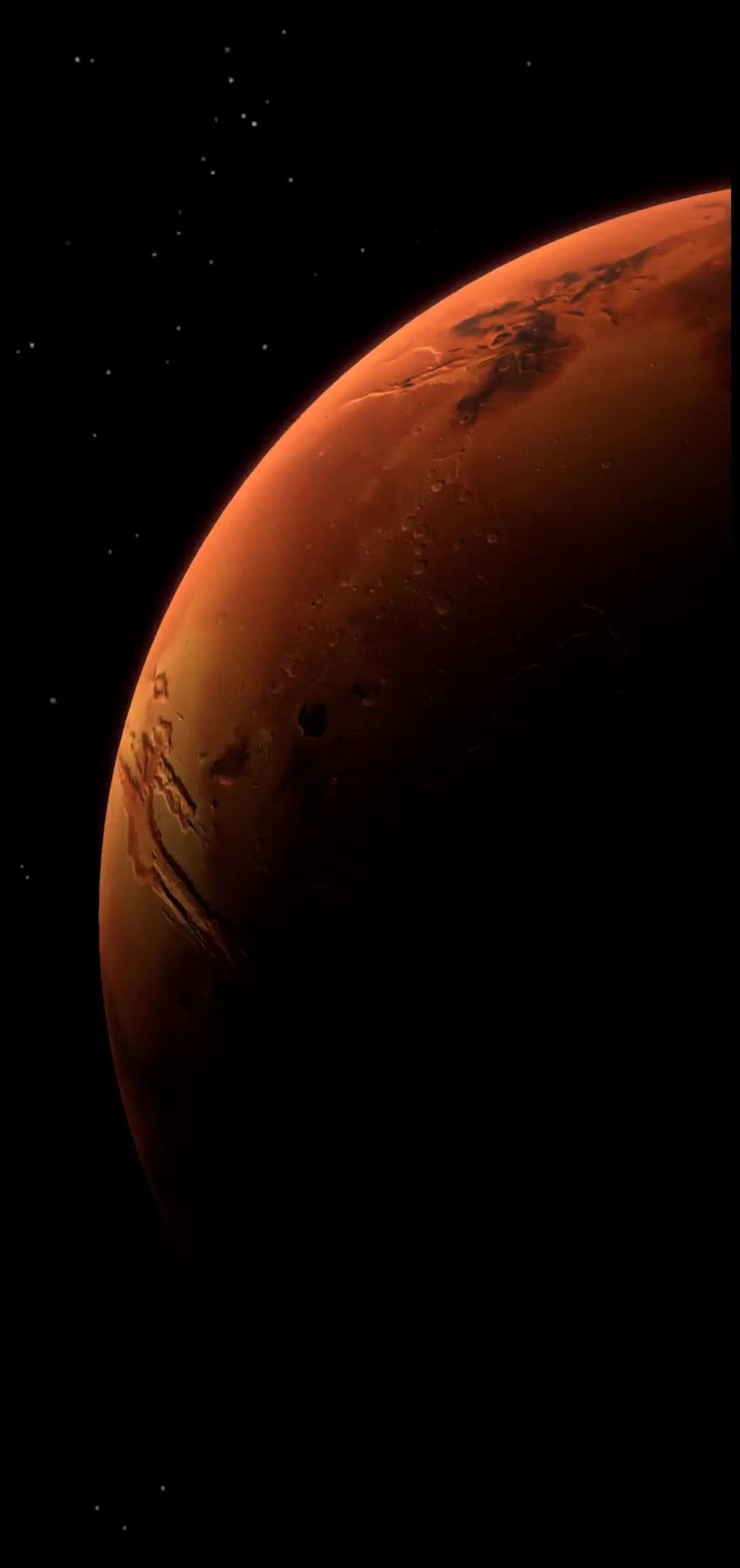 Space To Mars Live Wallpaper Wallpapers Central Live Wallpapers Dark Black Wallpaper Xiaomi Wallpapers