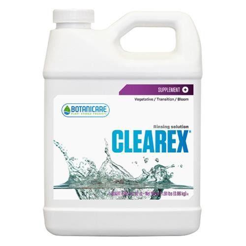 Botanicare Clearex Quart (12/Cs)