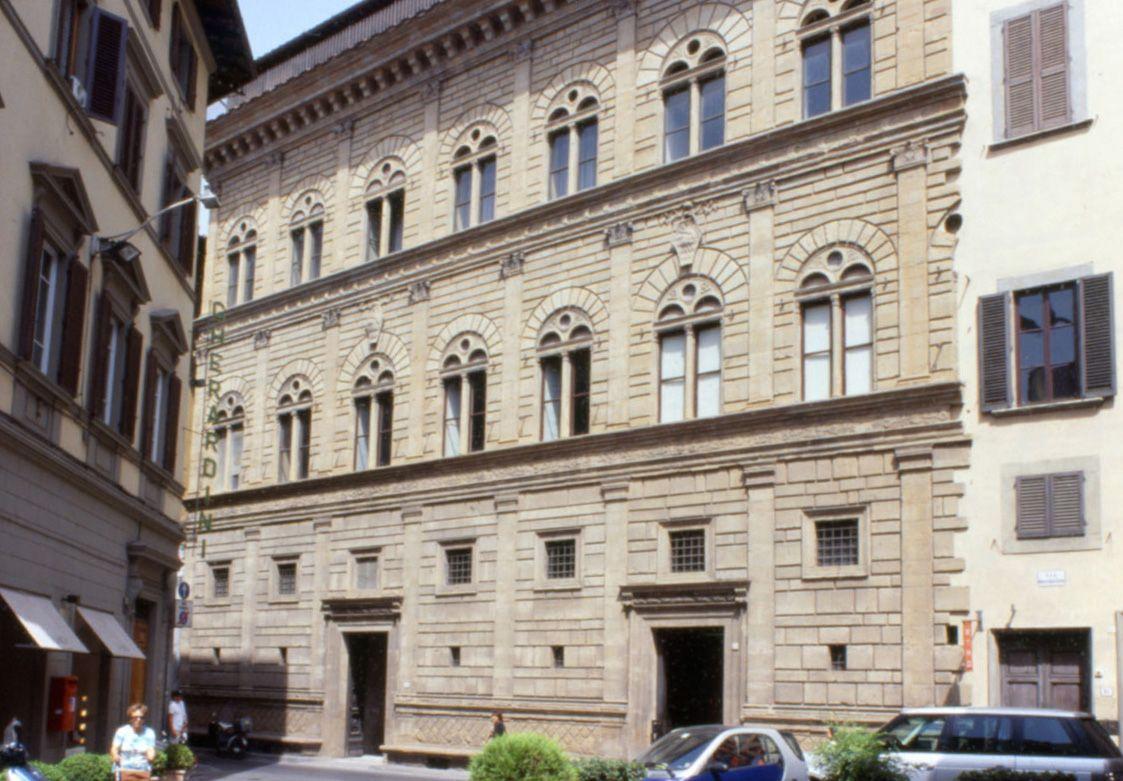 Leone battista alberti palazzo rucellai pa ac miejski for Architecture quattrocento