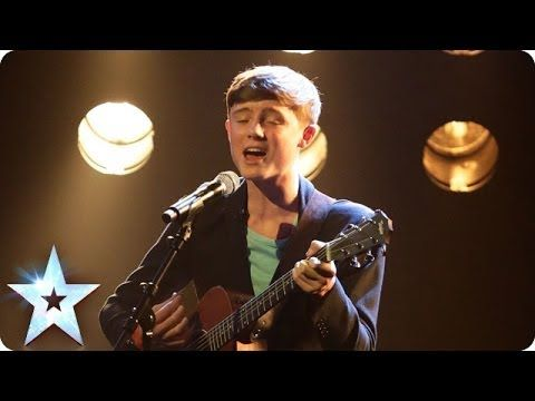 Wow Bgt 2014 Semi Final 2 James Smith Crazy The Musicality And Interpretation Of The Song Is Britain Got Talent Britain S Got Talent Singing Competitions