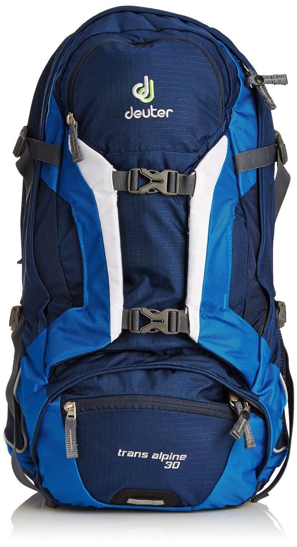 Turnschuhe 2018 Größe 7 neue hohe Qualität Deuter Trans Alpine 30 Backpack - Midnight/Ocean, 54 x 28 x ...