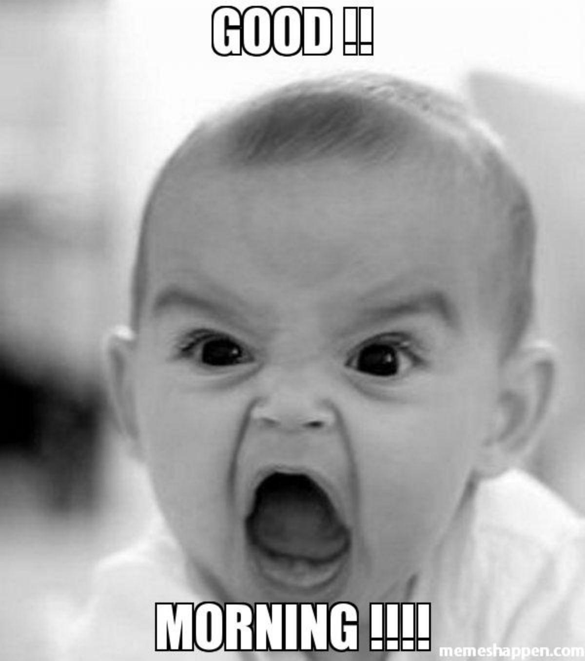 bb97b9c2020658d98b4fa256348115ea funny good morning meme images facebook quotes pinterest
