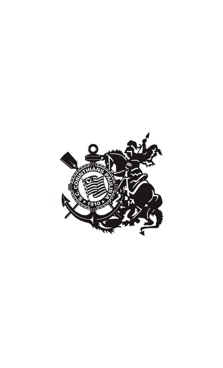 Símbolo e São Jorge (Ogum) Todo Poderoso Timão eb9aefa1d51e8