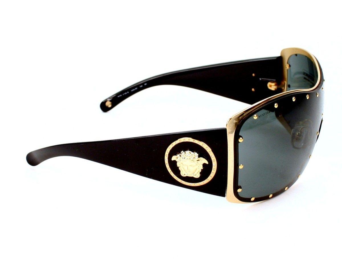 07d08aee1569 Mens Gold Versace Sunglasses - Bitterroot Public Library