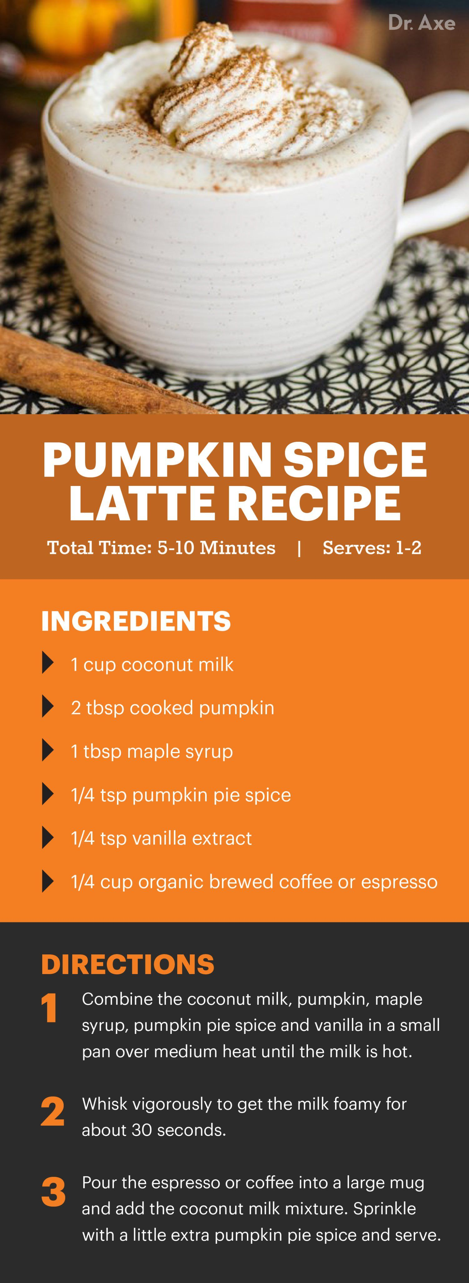 The One Pumpkin Spice Latte Ingredient to Avoid This Fall #pumpkinspiceketocoffee