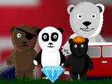 Panda: Atirador Táctico 2 | Jogos do Panda O Panda neste jogo faz o papel de ladrão e está a preparar um grande assalto.