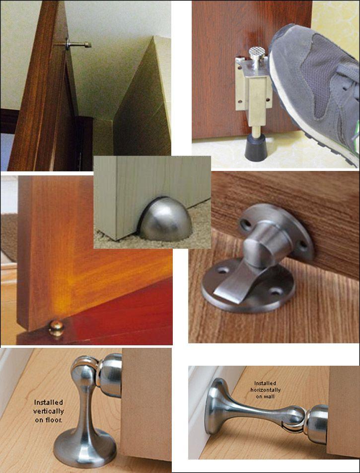 Application Of Door Stoppers Door Stopper Door Bumper Doors