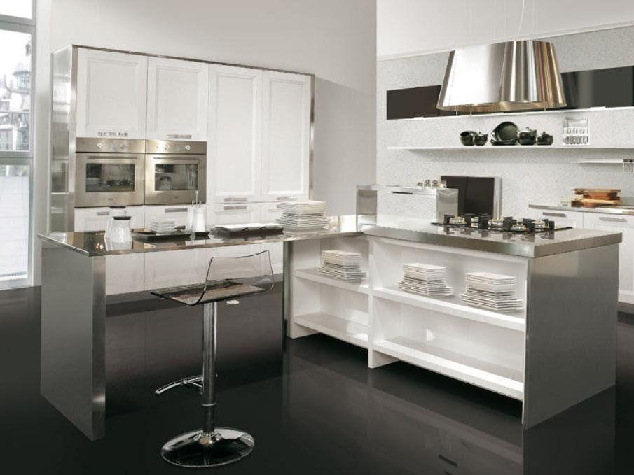 Wooden kitchen BEVERLY - Stosa Cucine   My wishlist   Pinterest ...