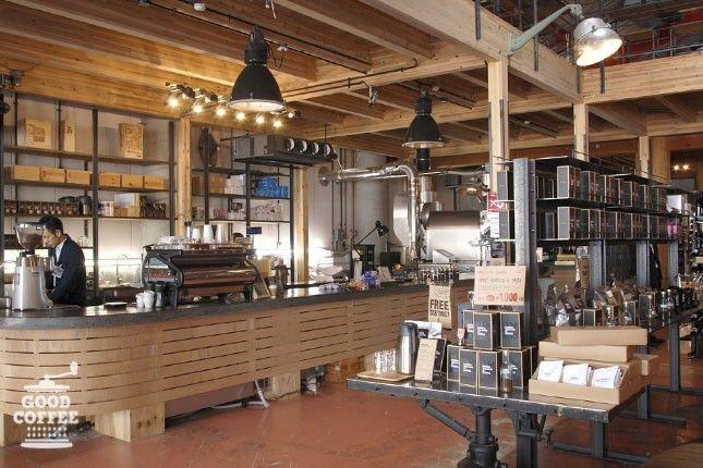 TAKAMURA Wine & Coffee Roastersの店舗写真