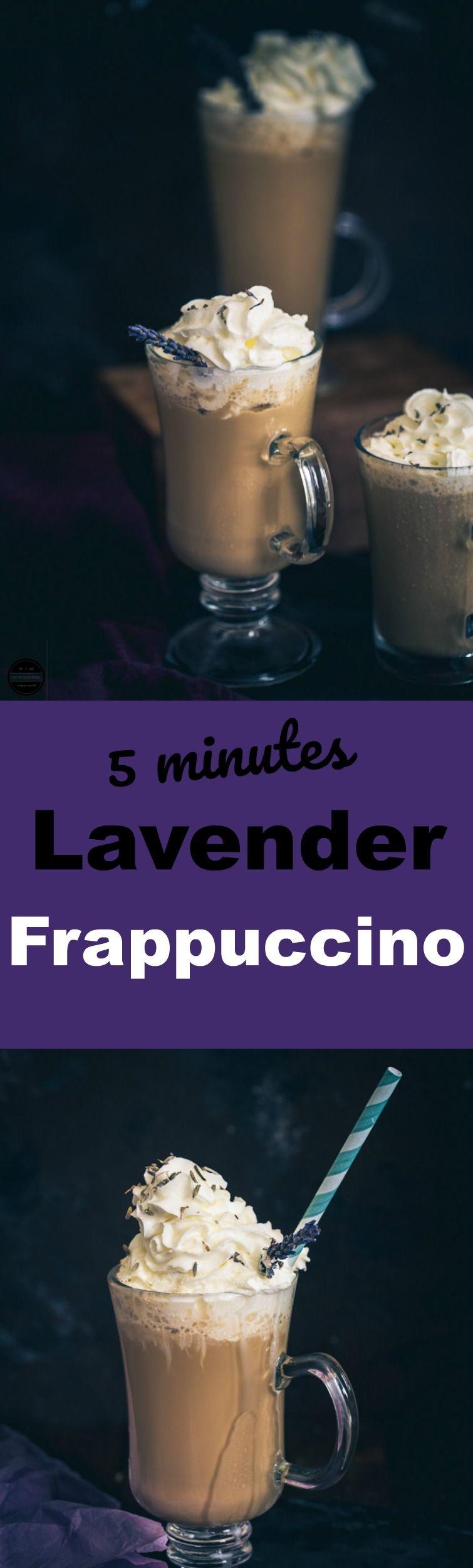 Mayfield Copycat Lavender Frappuccino Recipe Recipes Delicious Drink Recipes Food
