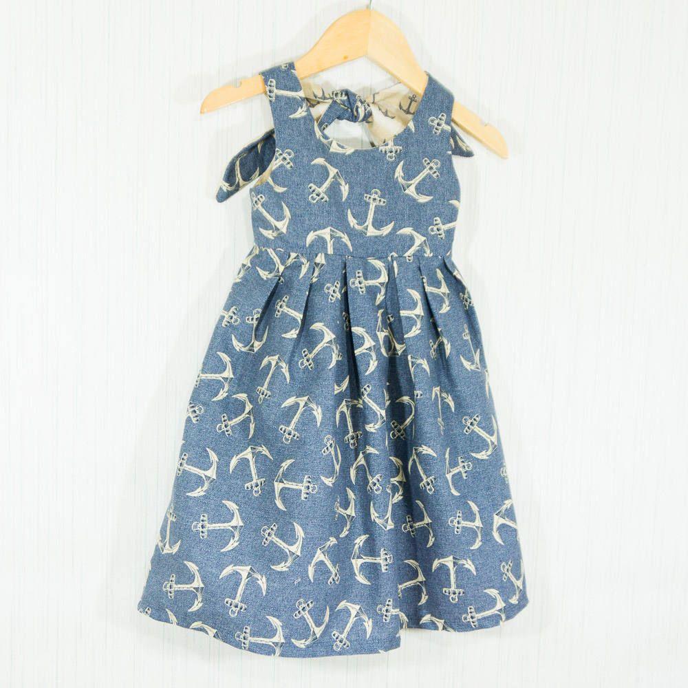 3t Girls Dress Toddler Dress Nautical Toddler Dress Boat Etsy Birthday Girl Dress Girls Dresses Vintage Style Girls Dresses [ 1000 x 1000 Pixel ]