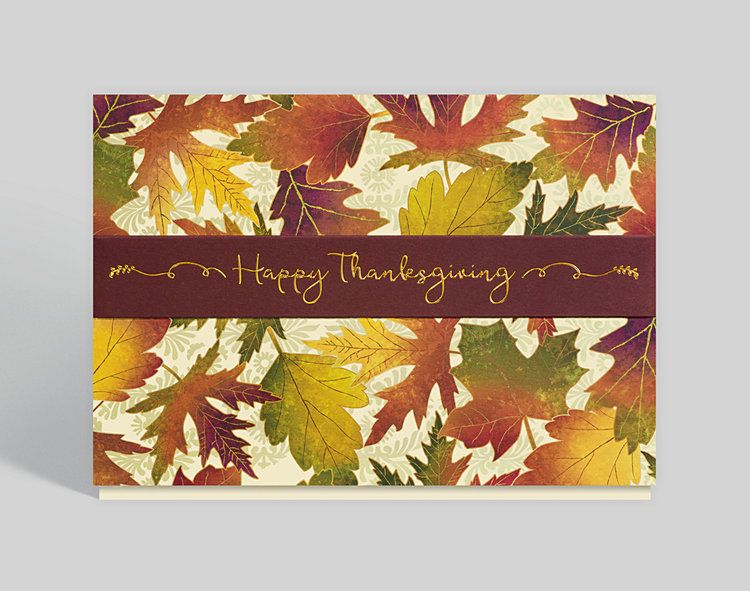 The Gallery Collection Christmas Cards.Thanksgiving Hues Card Handmade Halloween Cards Business