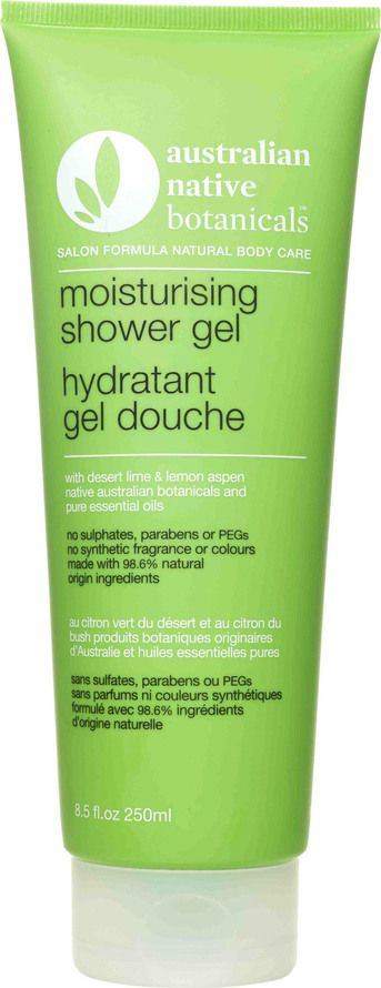 Australian Native Botanicals Moisturising Shower gel - DKK 99,00 hos Matas