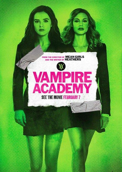 Pin On Vampire Academy Poster