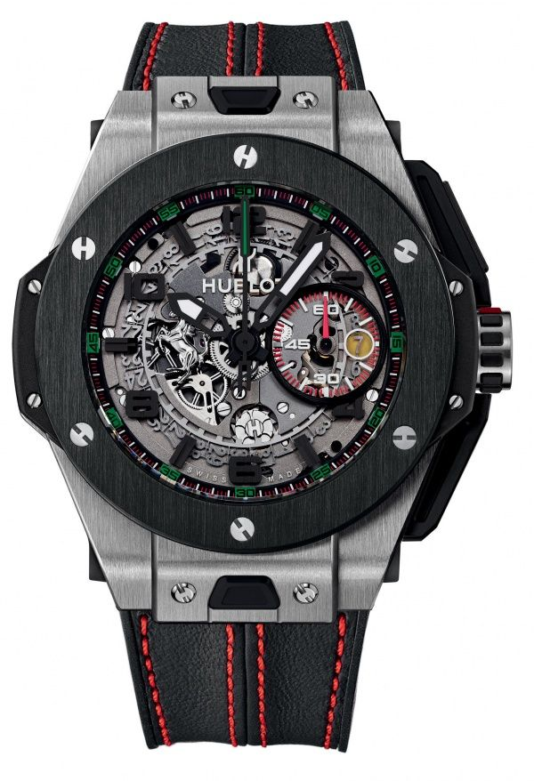 5b4cdeee8ed Hublot Big Bang Ferrari UAE Limited Edition - Luxois.com