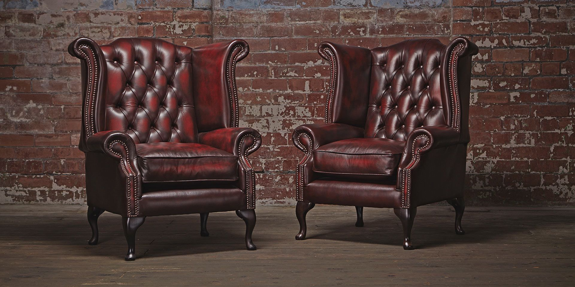 Chesterfields of London Queen Anne Chair Interior Design