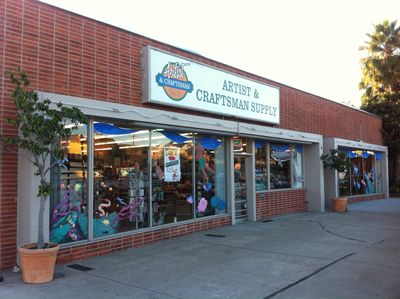 Artist Craftsman Supply In Hillcrest At 3804 Fourth Ave San