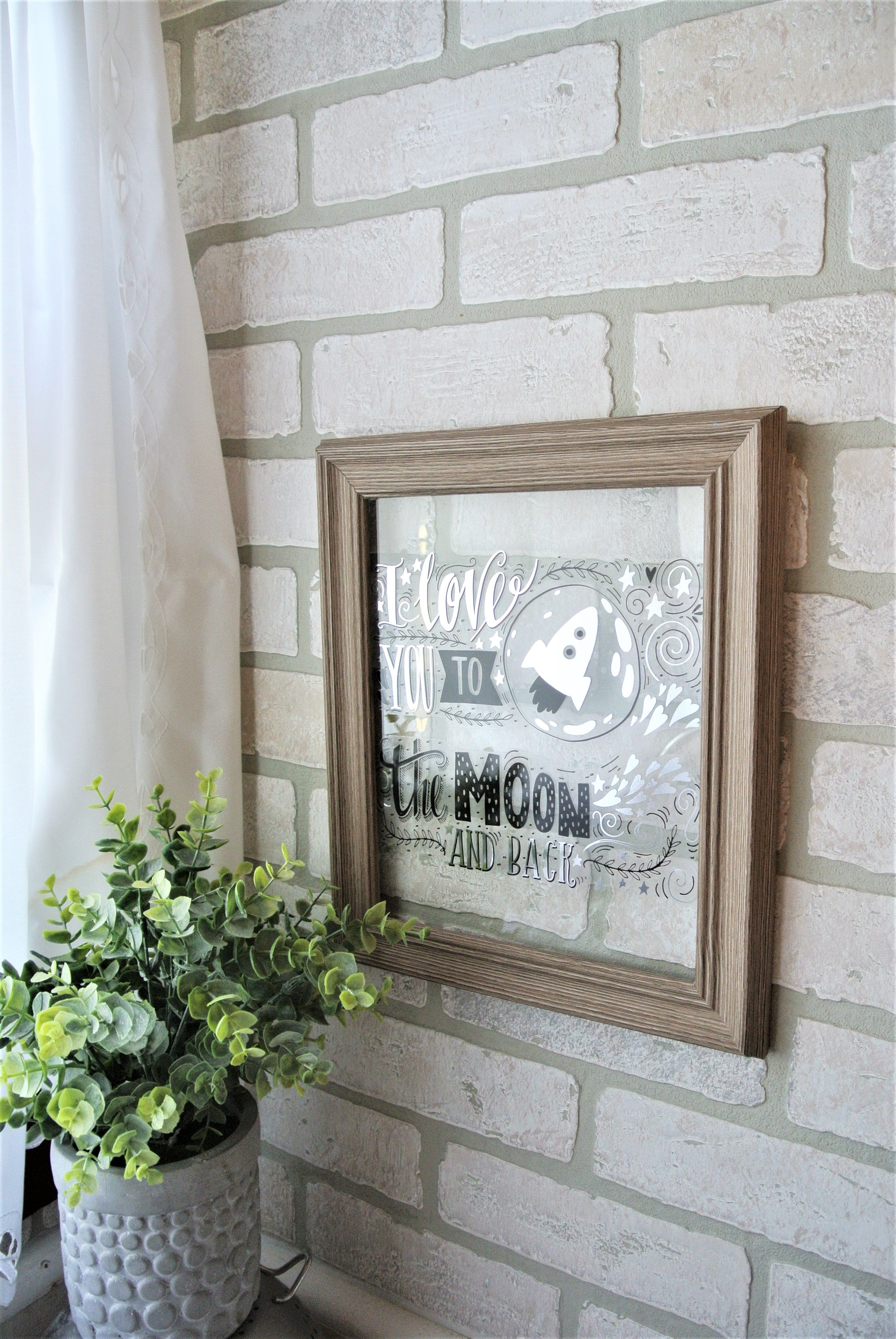 DIY Dollar Tree Wall Art