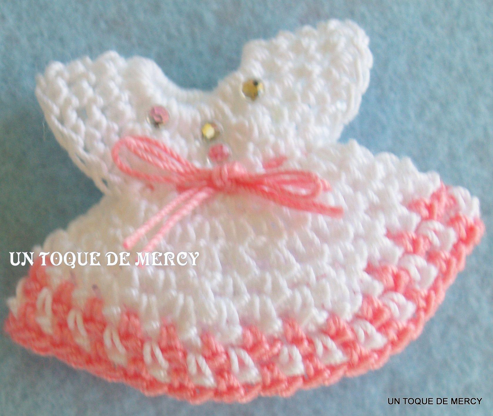 adornos para baby shower de niña - Google Search | crochet | Pinterest