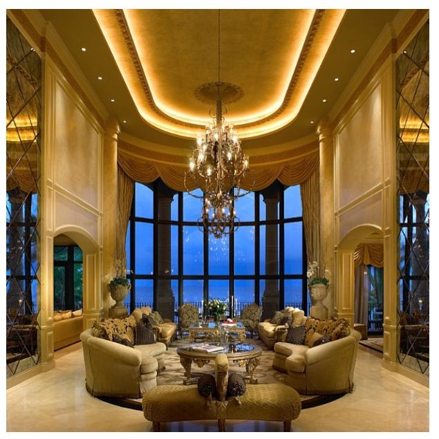 Pin By Wafaa On Home Designs Mansions Mediterranean Living