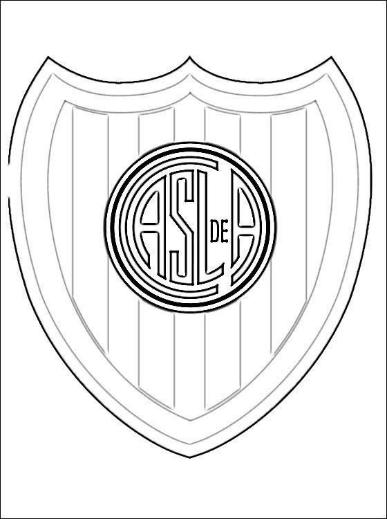 escudo de san lorenzo para imprimir - Buscar con Google | etiquetas ...