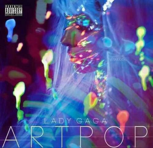 ARTPOP cover edits are fun.
