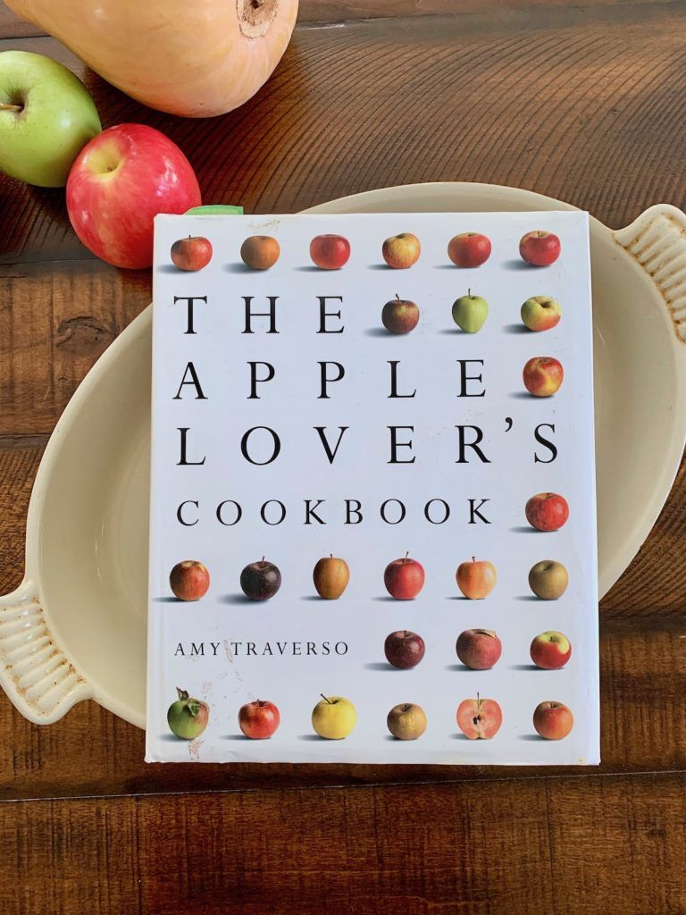 The Apple Lover's Cookbook #friendsgivingfood