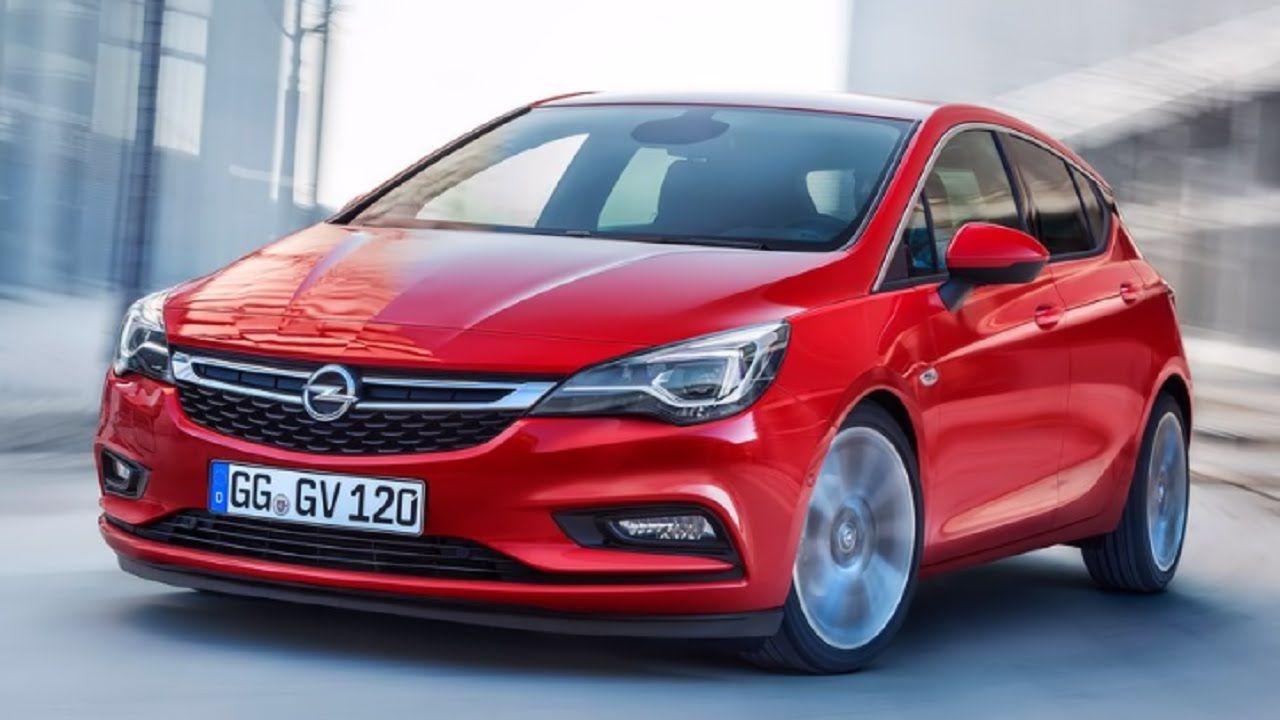 Opel Astra 2016 Interior Exterior Opel Sedan Hatchback
