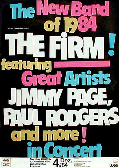 Firm '84