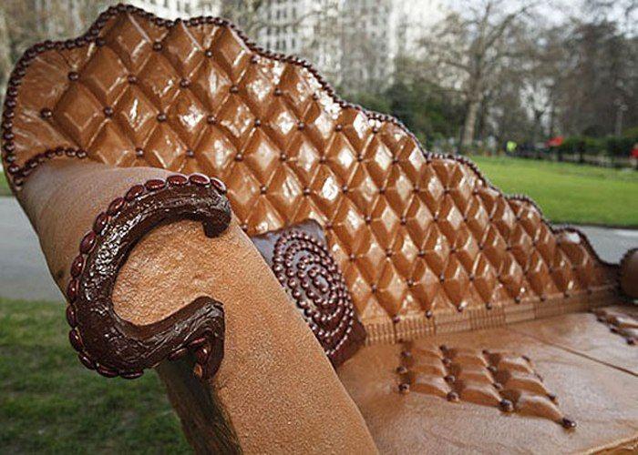 Шоколадное искусство SKRMASTER.RU — Handmade ярмарка России