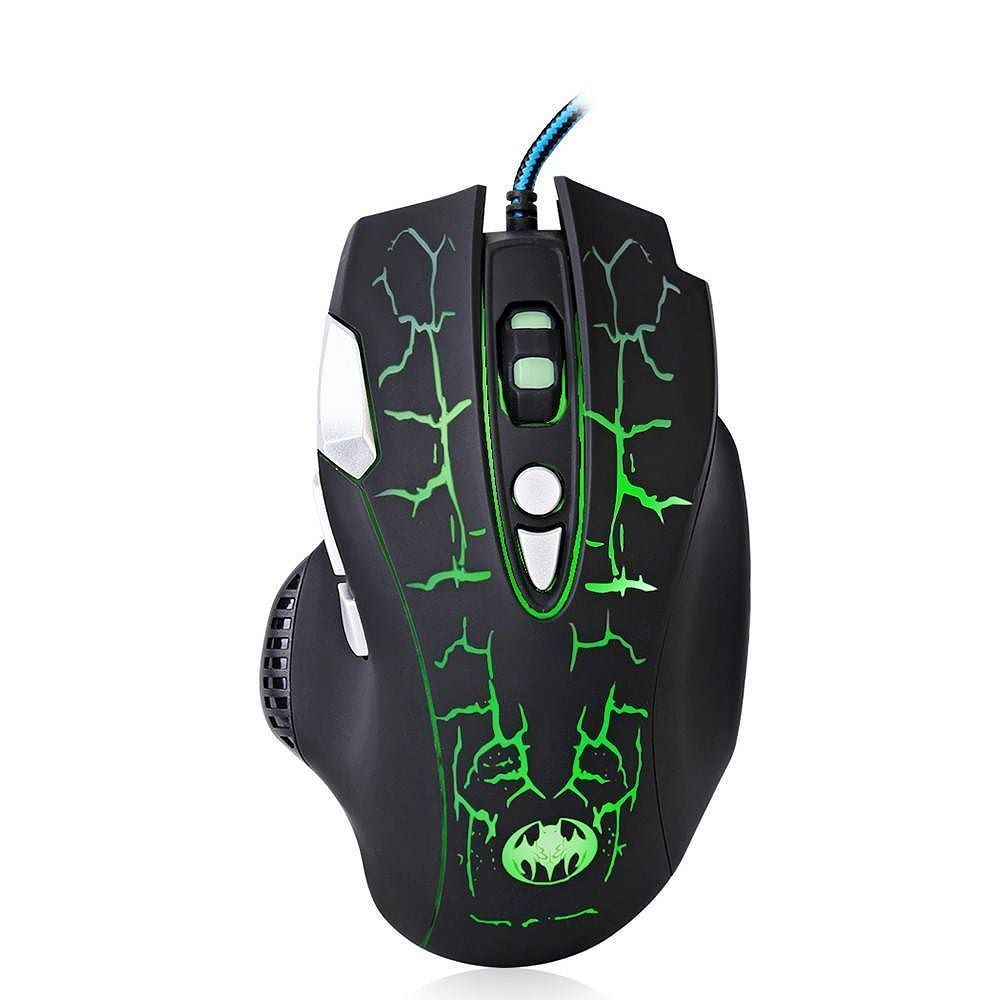 A4tech Bloody V7M 3200DPI Gaming Mouse 3D Wired LED Optical Tracking Mice for PC