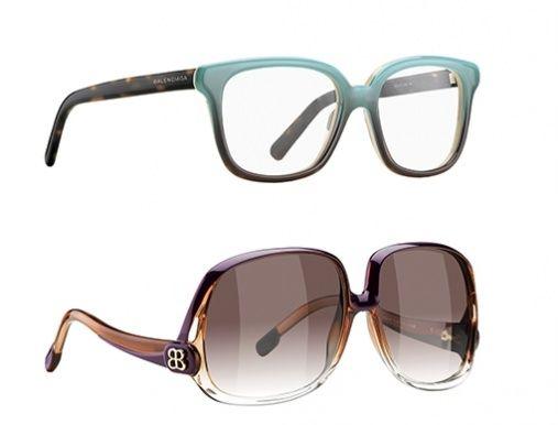 Balenciaga - Collection lunettes 2012   Lunettes Homme   Lunettes Femme   Infolunettes