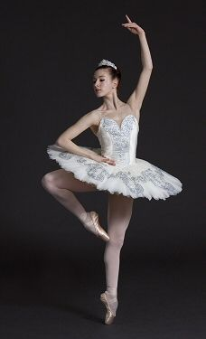 010e9e681 Rossetti Tutus~~genee ballet competition tutu in ivory with silver ...