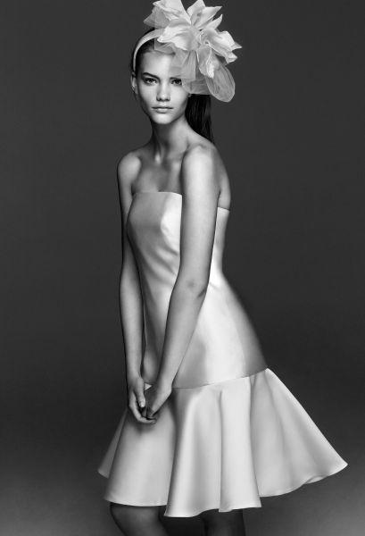 Vestidos de novia Max Mara 2016: tradición y vanguardia unidas Image: 13