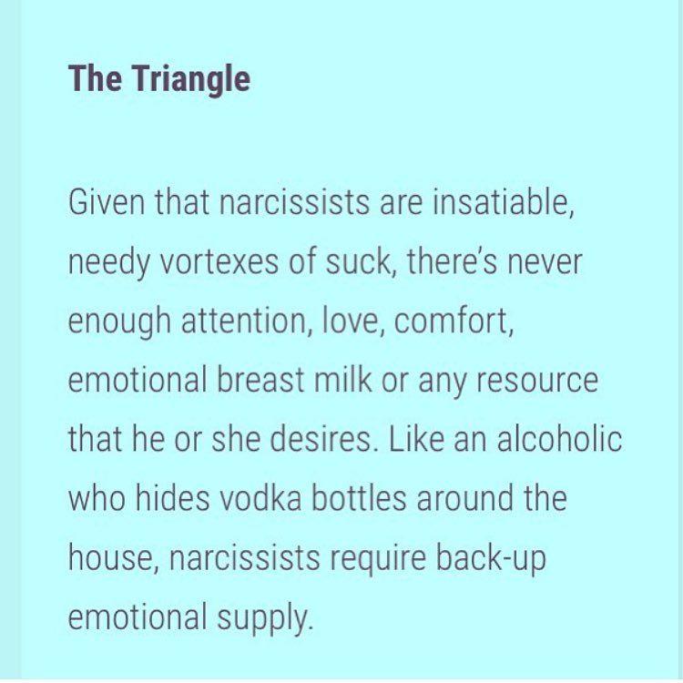 Alcoholic narcissistic husband