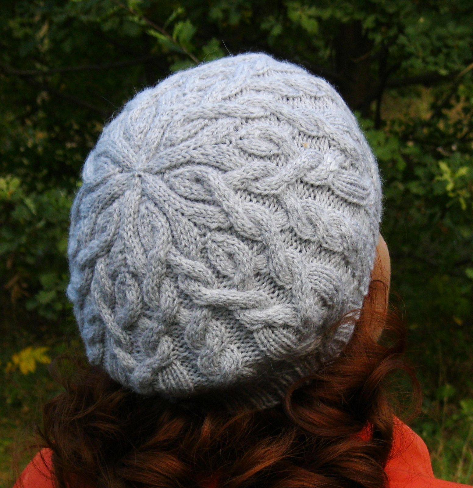 Flame Hat pattern by Irina Dmitrieva