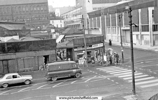 Rag N Tag Market Sheaf Street Sheffield History Pinterest Sheffield