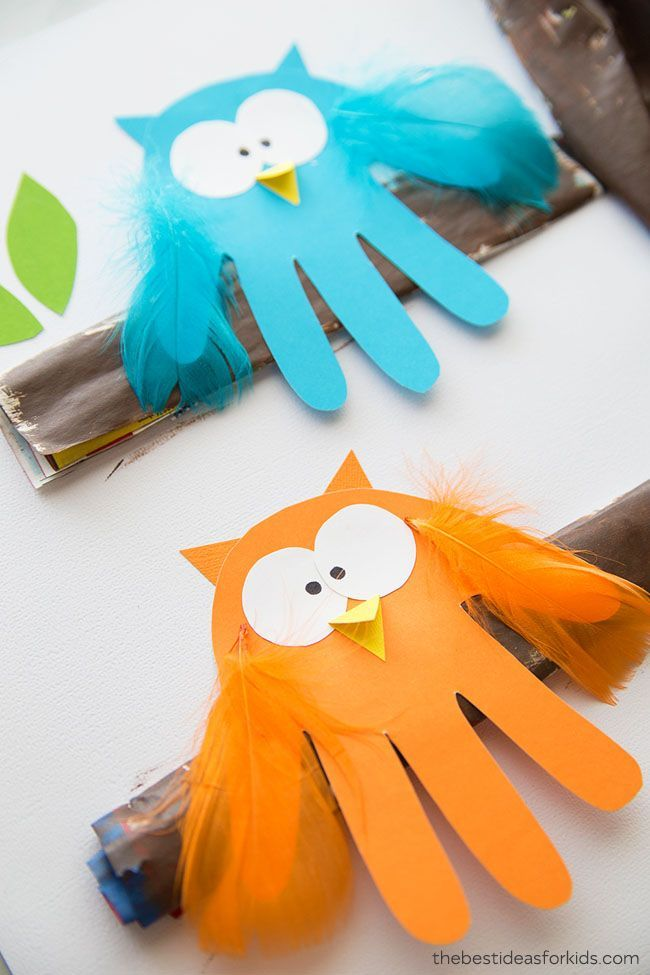36 Thanksgiving Crafts That Will Keep the Kids Occupied All Day