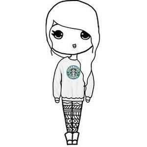 Pinterest Cute Cute Girl Drawing Drawings Kawaii Girl