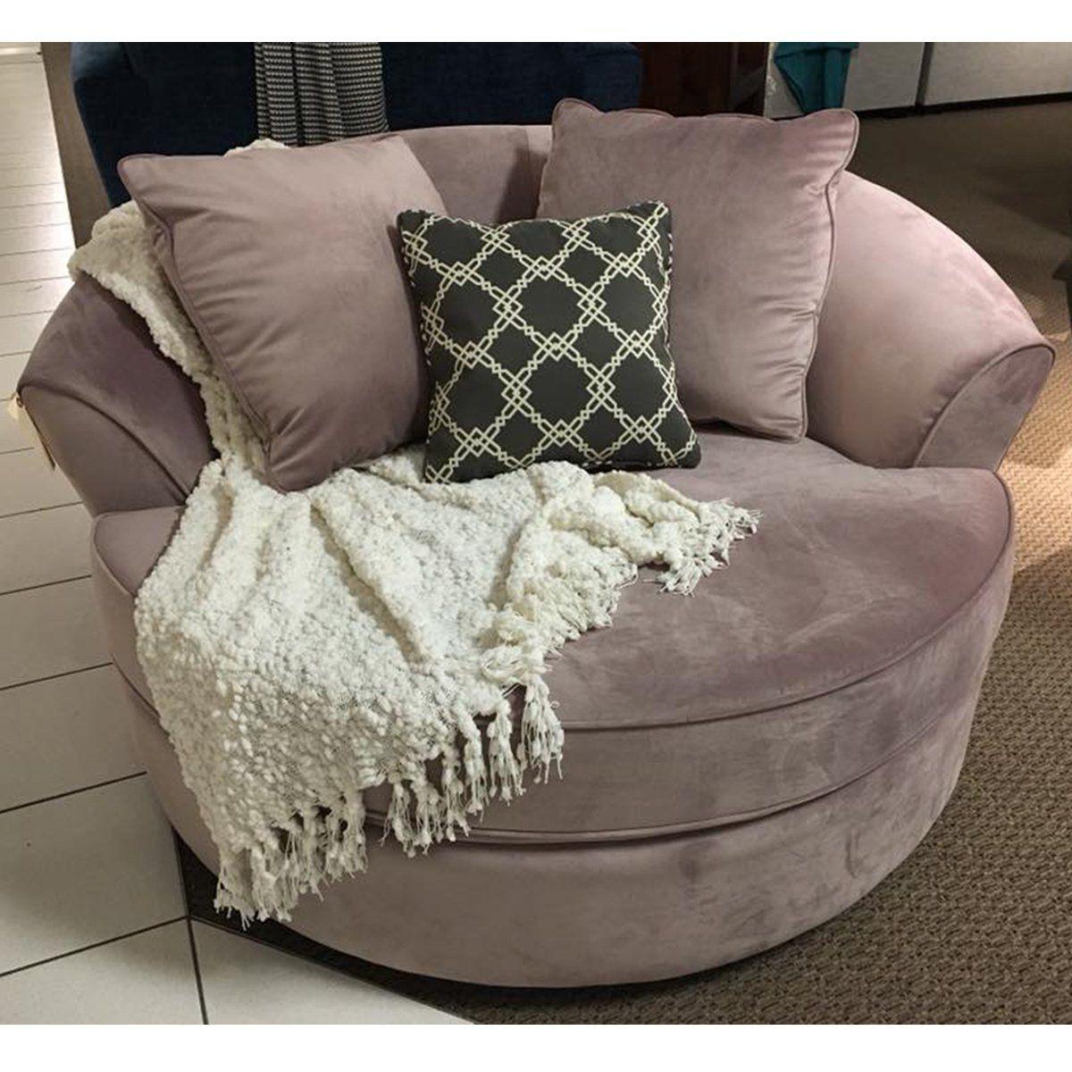 CUSTOM NEST CHAIR MADE IN CANADA - Blush $13  Nest chair