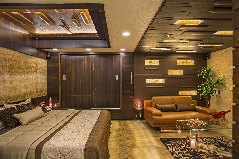 Master Bedroom Design By Raza Decor Ceiling Design Bedroom