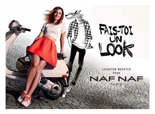 Naf Naf - Leighton Meester