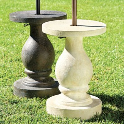 High Quality Baluster Umbrella Stand | Ballard Designs   Love That It Is A Decorative Umbrella  Stand And