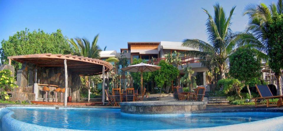 Luxury Hotel Royal Palm Hotel Galapagos Palms Hotel