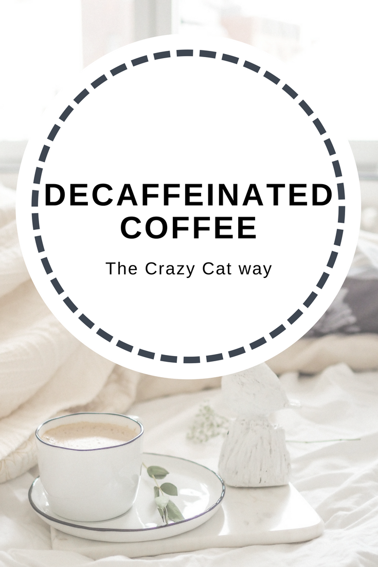 We\'re very sensitive here at Crazy Cat Coffee, especially to ...