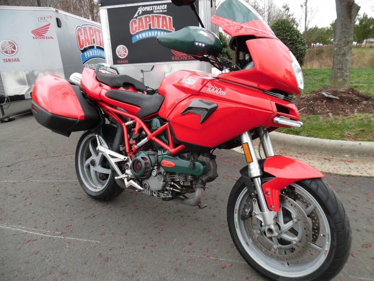 Ducati Multistrada 1000DS (2004) | Ducati multistrada
