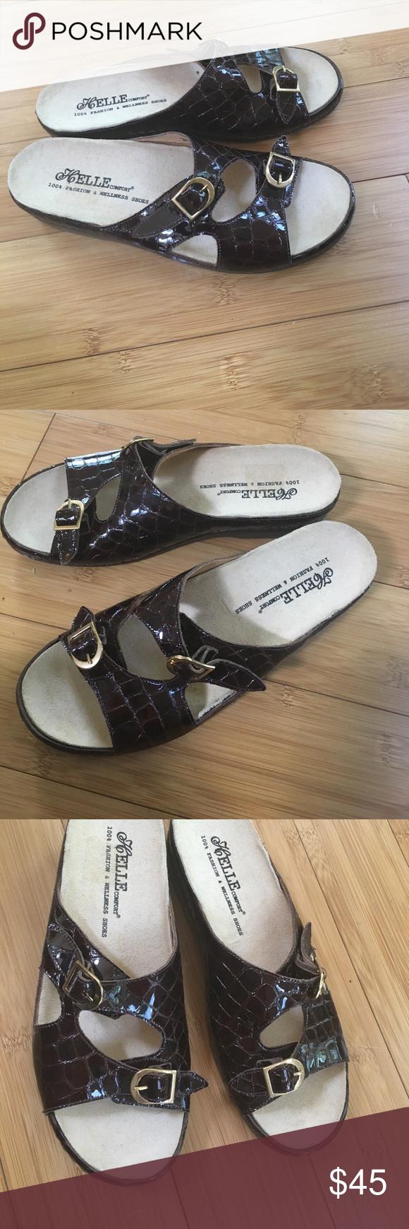 women genuine womens canada outlet croc shoes comforter helle luxury p slide sandals comfort takara s black