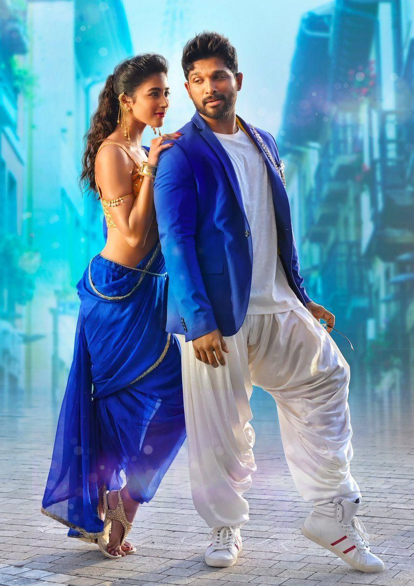Allu Arjun - #dj | Heroines | Telugu movies download, Dj movie, Dj