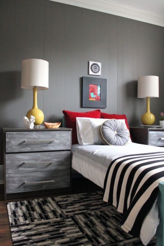 How To Incorporate Pantone S Intricacy Palette In Your Home Bedroom Red Yellow Bedroom Woman Bedroom