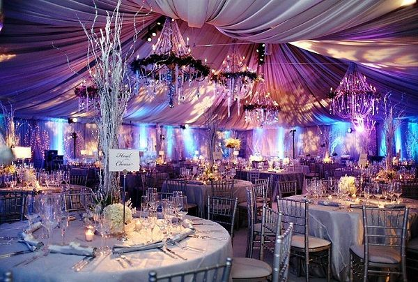 8 Perfect Color Combinations For Your Wedding Uplighting Wedding